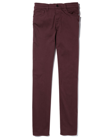 Men's Luxe Sport: Slimmy 5-Pocket Pants