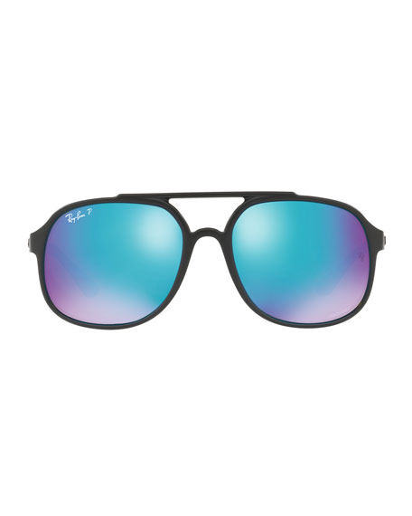 Men's RB4312 Aviator Propionate Sunglasses