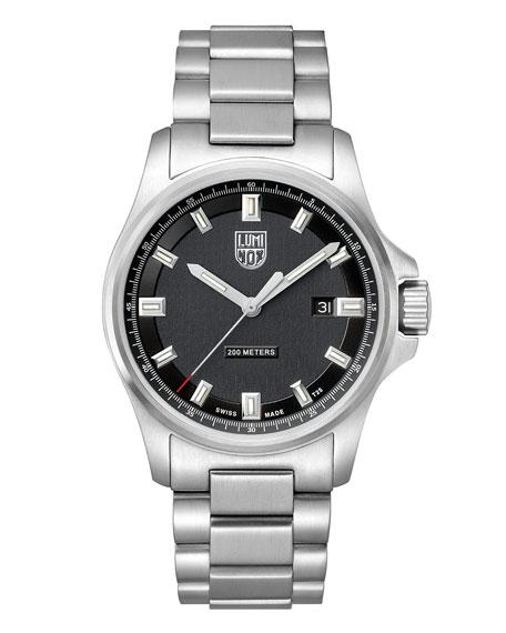 LUMINOX Men's Dress Field Bracelet Watch