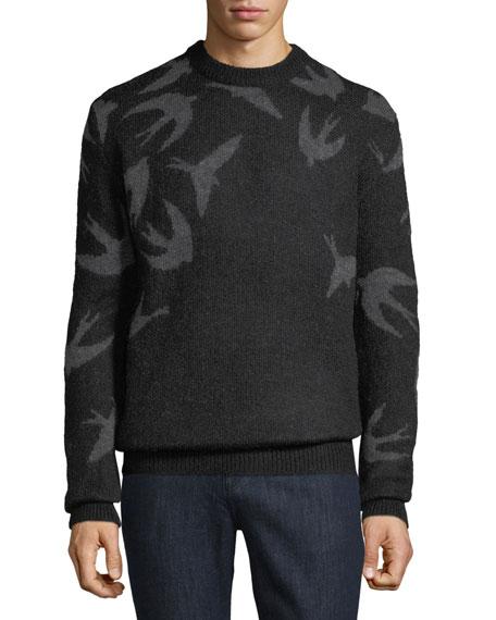 Men's Swallow Swarm Crewneck Sweater
