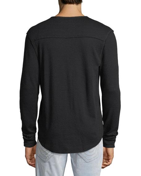 Classic Henley T-Shirt