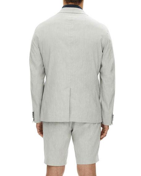 Clinton Urban Stretch-Linen Blazer