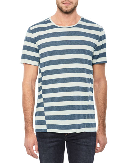 Men's Engineered Stripe T-Shirt