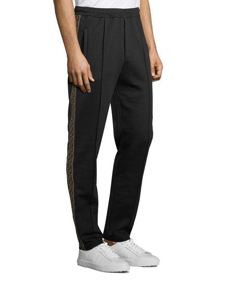 Men's FF-Tape Zip Track Pants