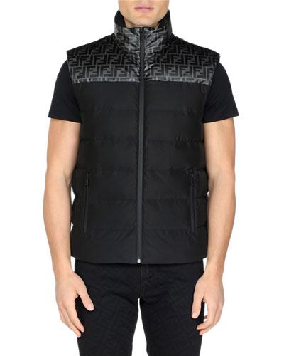 Men's FF Yoke Puffer Vest