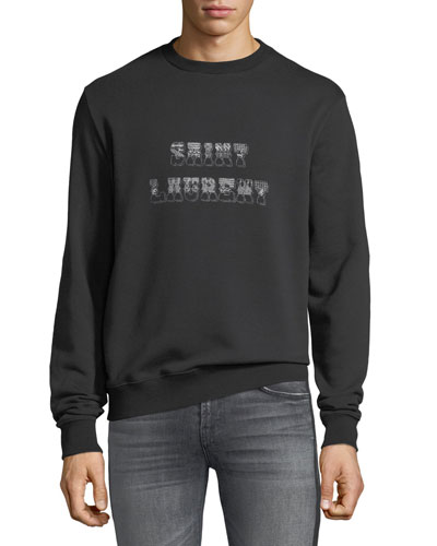 Men's Logo Graphic Sweatshirt