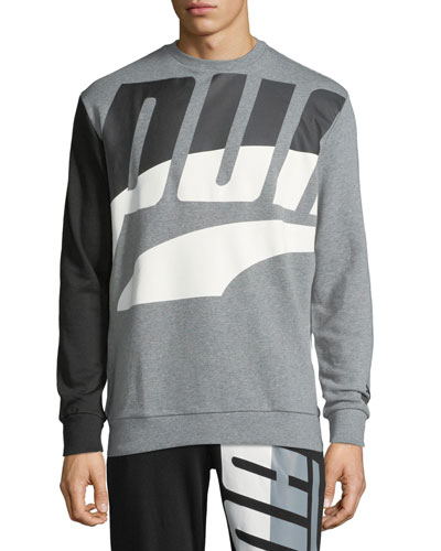 Men's Loud Pack Graphic Sweatshirt