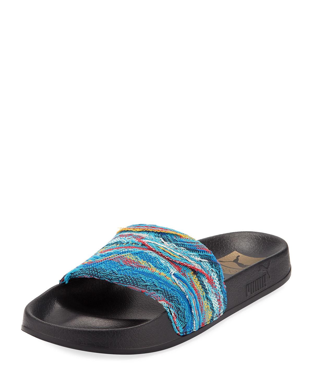 0ea832d5138 Puma Men s x Coogi Leadcat Slide Sandals