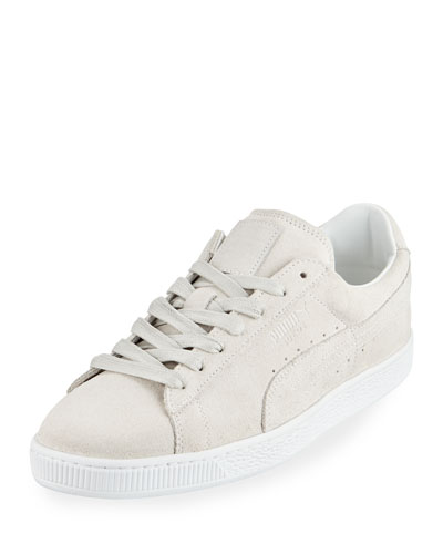 Men's 50 Suede Low-Top Suede Sneakers