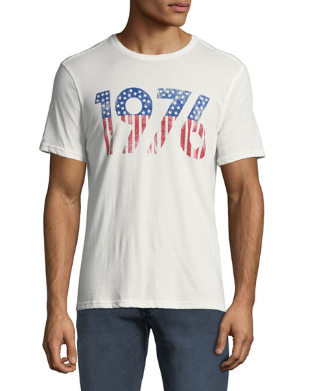 John Varvatos Star USA Men's 1976 Bicentennial Graphic