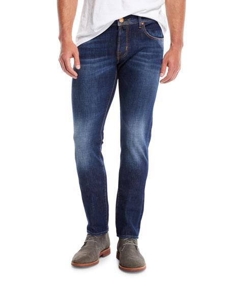 Jacob Cohen Men's Straight-Leg Stretch-Denim Jeans