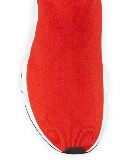 Men's Speed High-Top Fold-Over Sock Sneakers