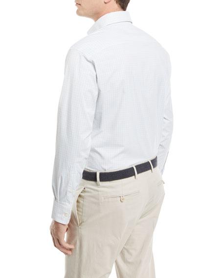Waldorf Performance Tattersall Sport Shirt