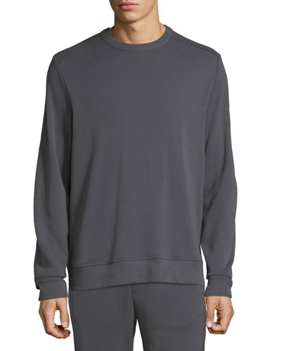 Men's Crewneck Ottoman Sweatshirt