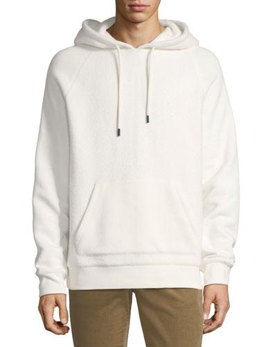 Men's Hooded Terry Sweatshirt