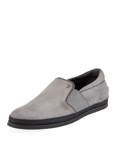 Men's Molveno Espadrille Slip-On Sneakers