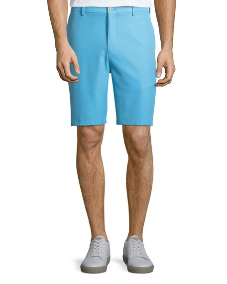 Salem High Drape Performance Shorts