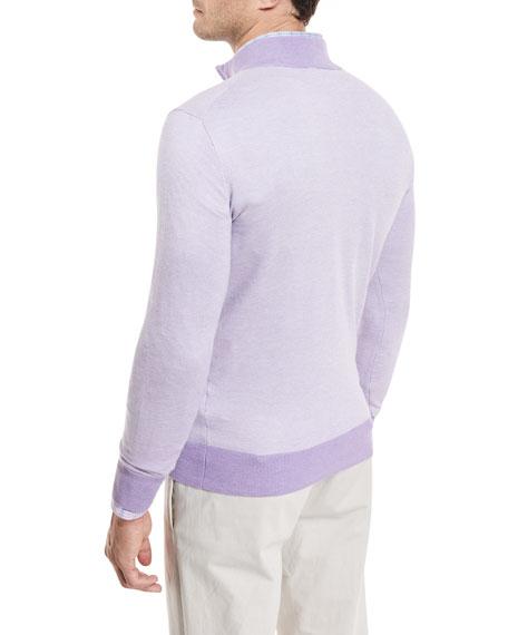 Crown Soft Birdseye Sweater