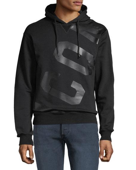 Dsquared2 Men's Icon Typographic Pullover Hoodie