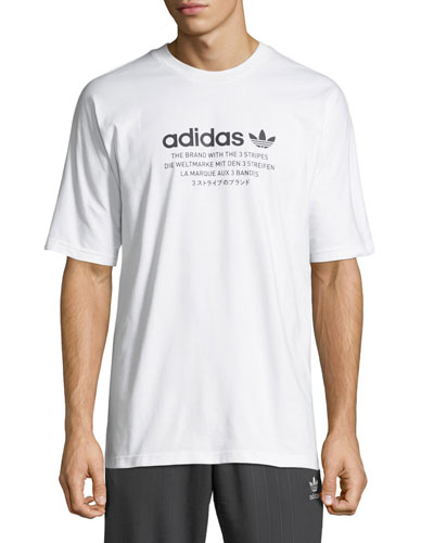 Men's NMD Logo T-Shirt