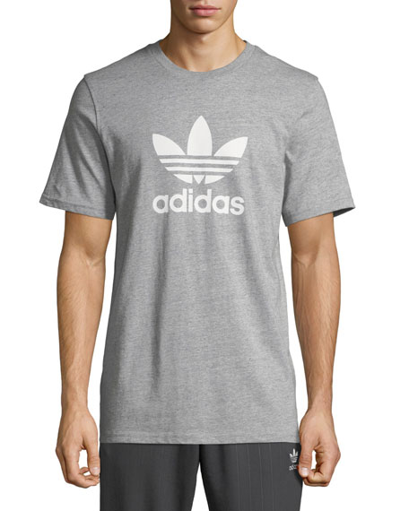 Adidas Men's Trefoil Graphic T-Shirt