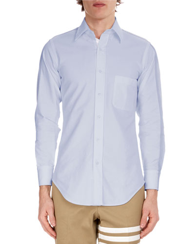 Men's Classic Cotton Oxford Shirt