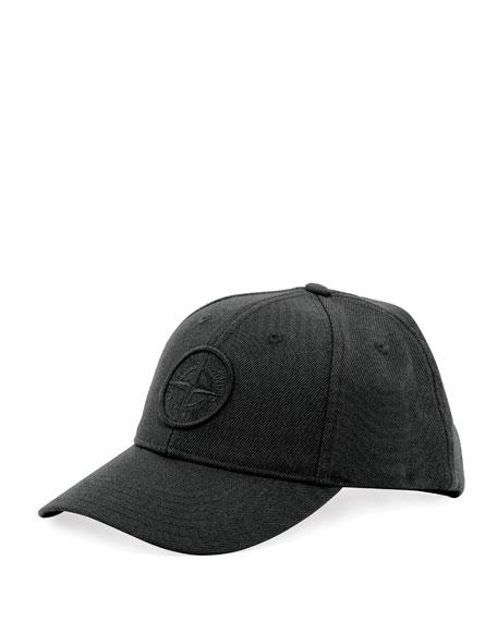 Men's Logo Twill Baseball Cap
