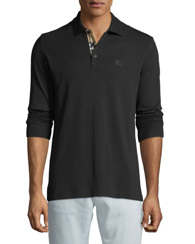 Men's Hartford Long-Sleeve Polo Shirt