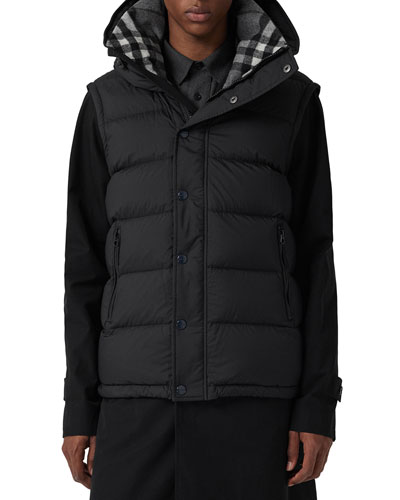 Hartley Hooded Quilted Jacket