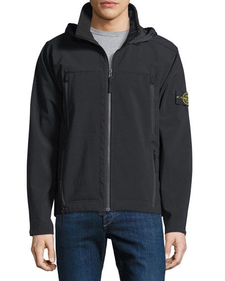 Men's Lightweight Zip-Front Jacket