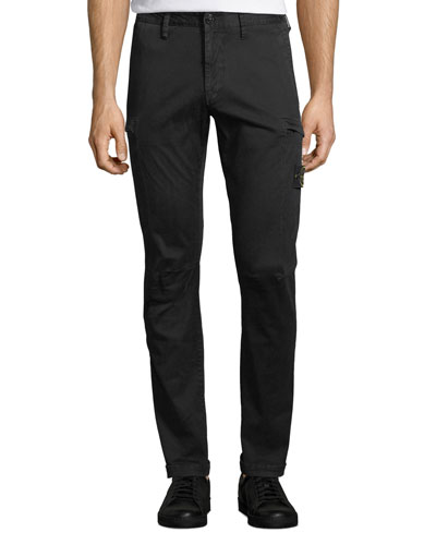 Men's Slim-Fit Cargo Pants