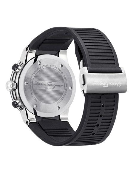 Men's Men's F-80 Chronograph Watch, Black