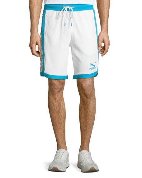 x Coogi Men's Contrast-Trim Bermuda Shorts