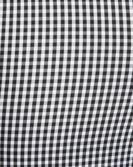 Men's Crown Soft Gingham Dress Shirt
