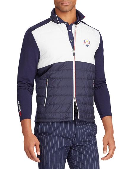 Ralph Lauren Men's Ryder Cup USA Cool Wool