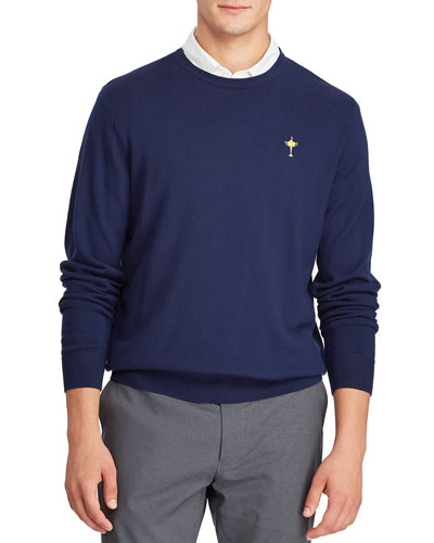 Men's Sunday Ryder Cup Wool Golf Sweater