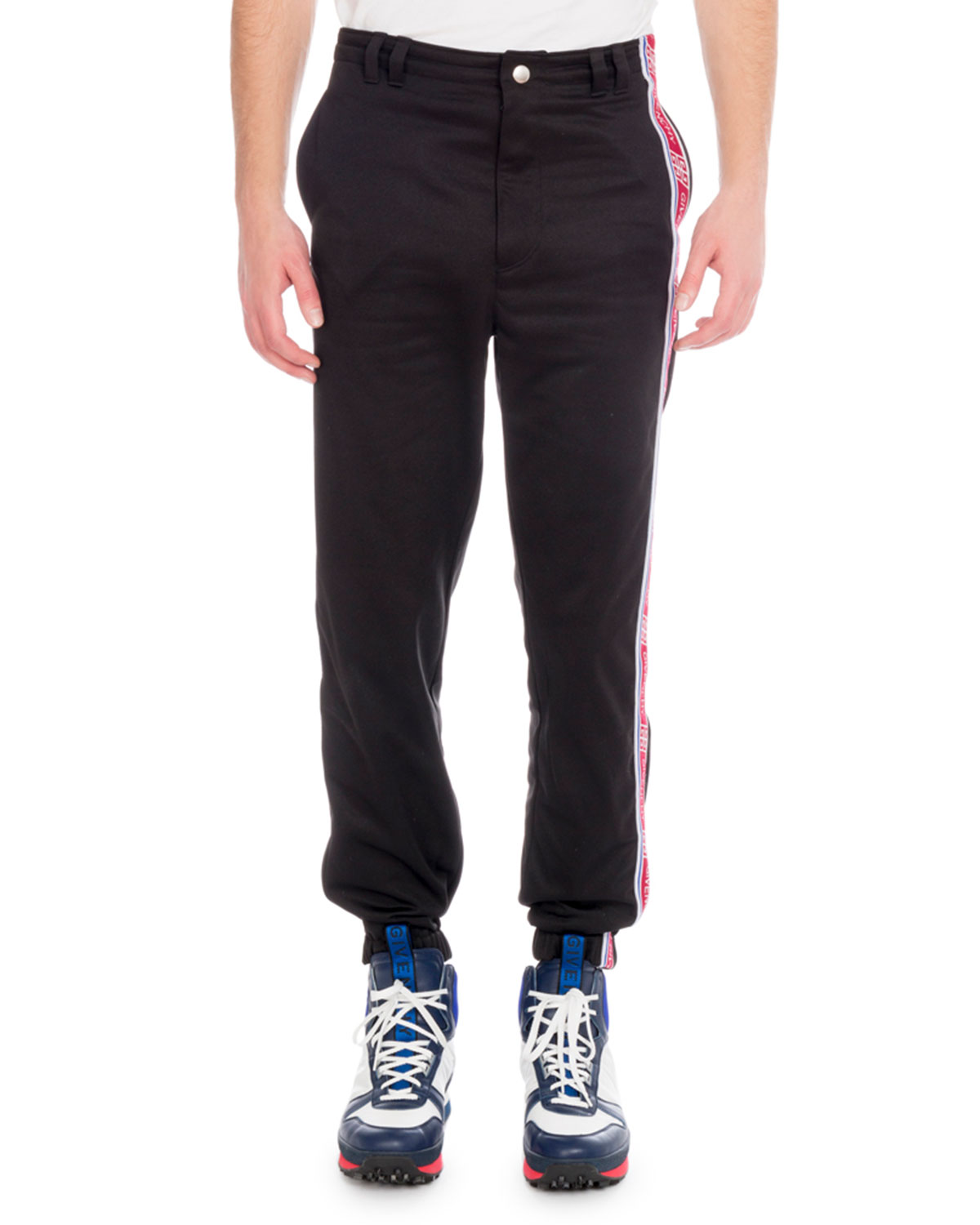 Men's Track Suit Jogger Pants by Givenchy