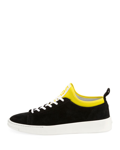 Men's K-City Baskets Low-Top Sneakers