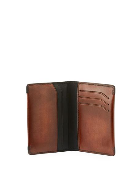 Men's Ideal Essence Leather Card Case