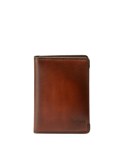 Men's Ideal Essence Leather Card Case