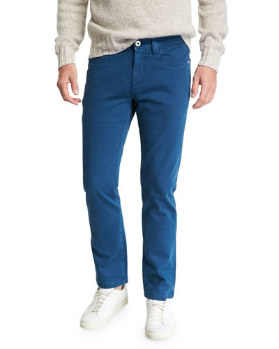 Men's Tasche Slim-Straight Straight Pants