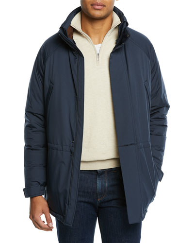 Men's Icer Wind Stretch Coat