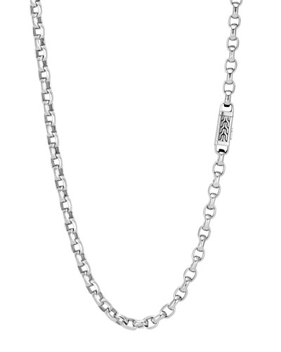 Men's Classic Chain Necklace, 5.6mm