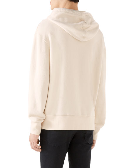Gucci Men's GG Logo Hoodie Sweatshirt