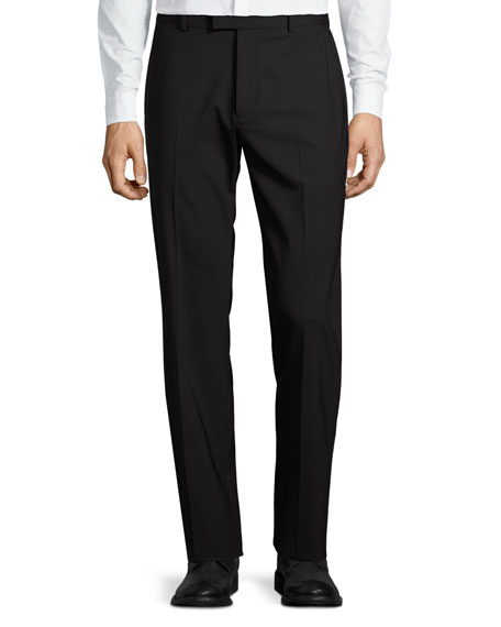 Theory Kody 2 New Tailor Suit Pants, Black