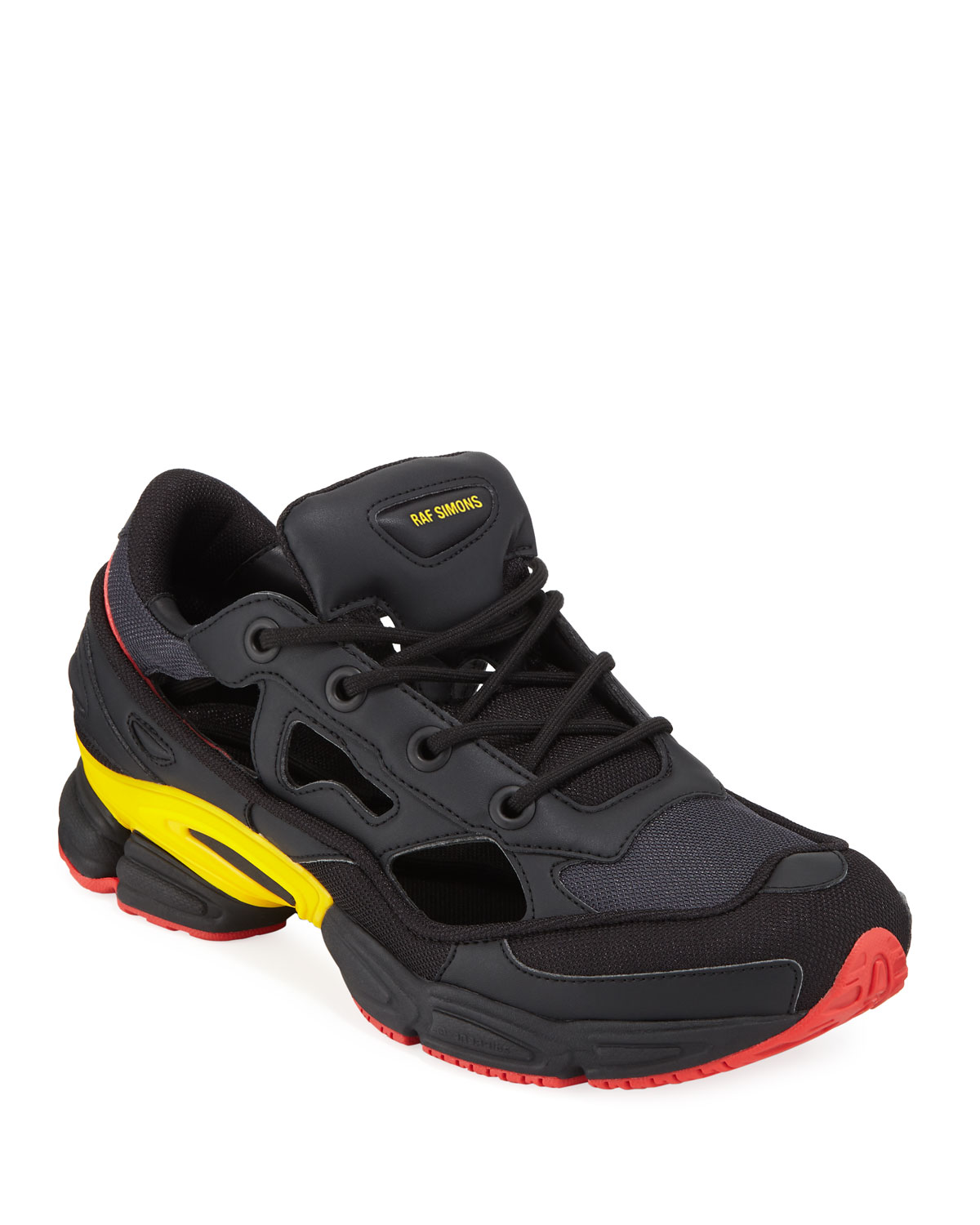 adidas Trainer by Raf Simons Men's Ozweego Replicant Trainer adidas Sneakers, Belgium National Day 68e339