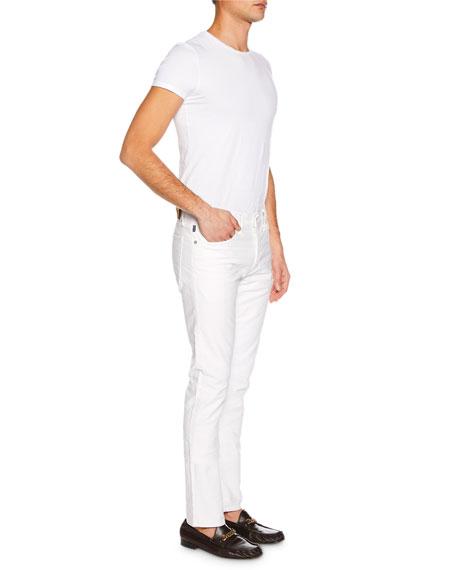 Men's Straight-Fit Stretch-Corduroy Pants