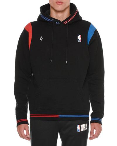 Men's NBA Basketball Pullover Hoodie Sweatshirt