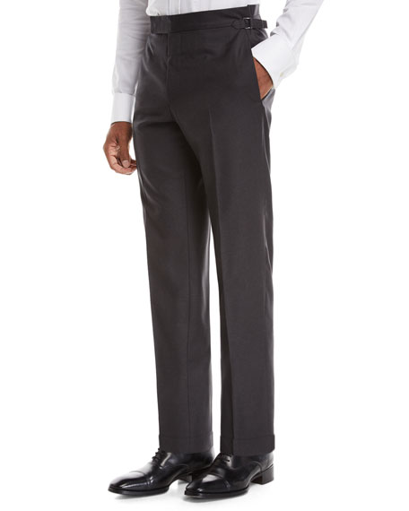 TOM FORD Men's O'Connor Base Twill Trousers