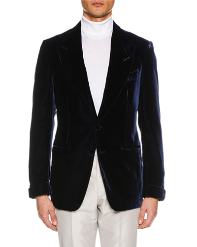 Men's Shelton Base Liquid Velvet Jacket
